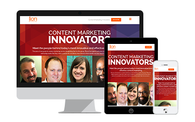 Content Marketing Innovators