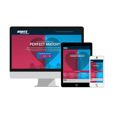 ion interactive content example Orbitz Quiz