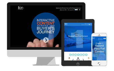 Interactive Content Across the Buyer's Journey - Interactive White Paper