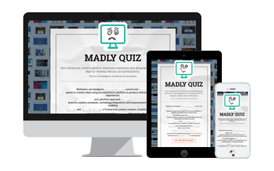 Madly Quiz