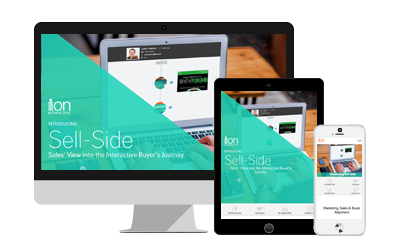 Sell-Side Microsite