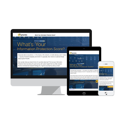 ion interactive content example Symantec Assessment