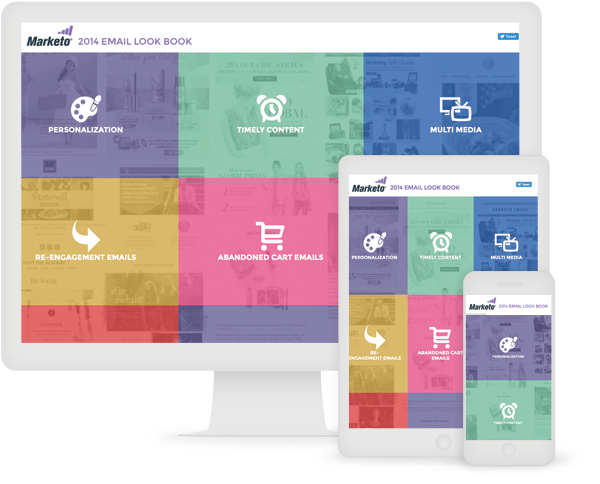 Marketo Lookbook