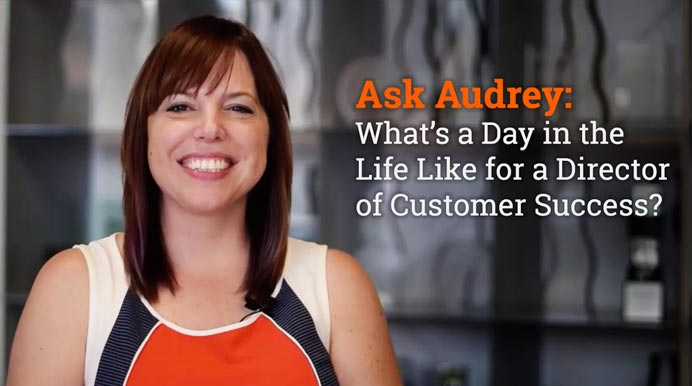 Ask Audrey: Day in the Life