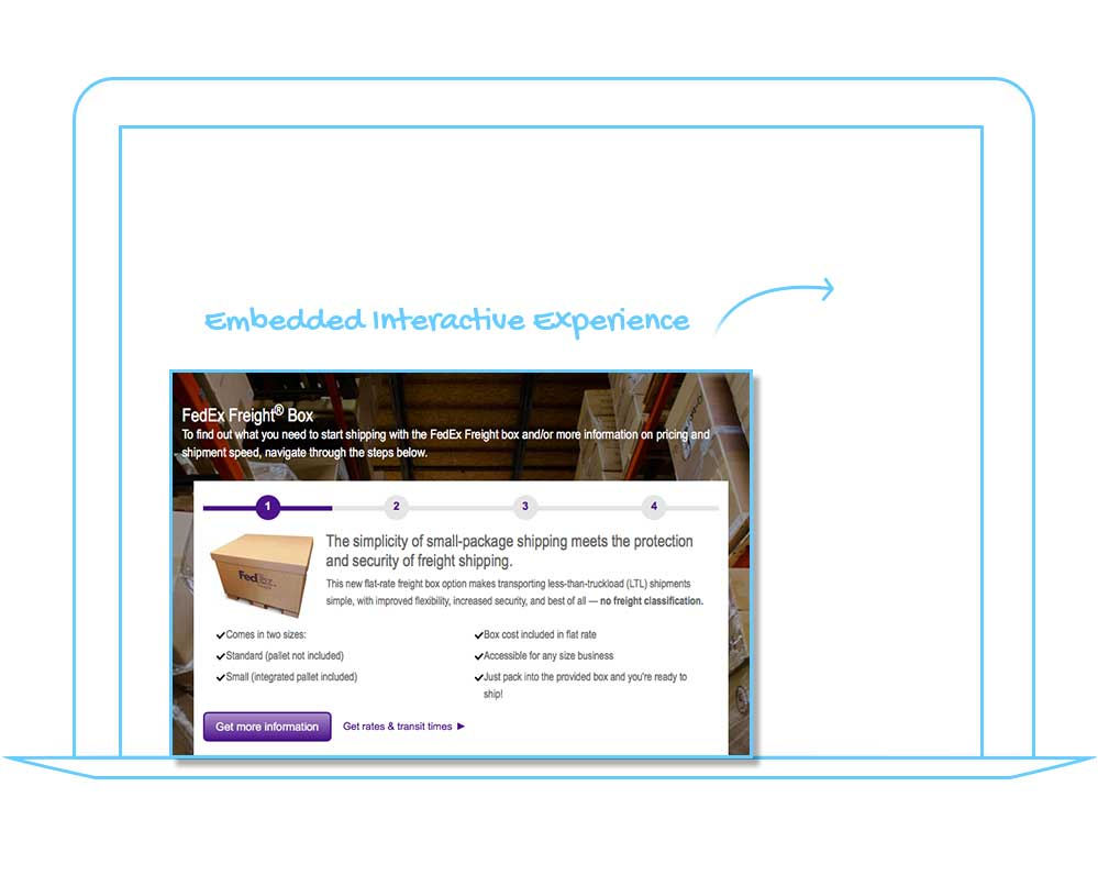 FedEx ion interactive Case Study