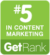 ion interactive is ranked #5 in content marketing