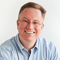 Scott Brinker, President/CTO co-founder of ion interactive